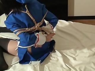 asiati, otroctví, cosplay, fetiš, solo