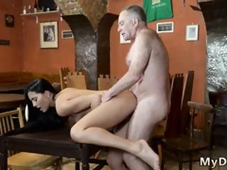 Old Man Young Rough Gangbang Can You Trust Your