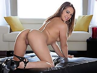 Seductive And Slut Sara Luvv Teases Lexington And Gets Destroyed