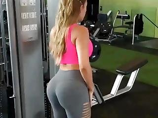 Yes Fitness Hot Ass Hot Cameltoe 41