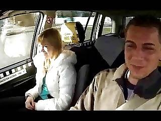 Sissy Gold Czech Taxi