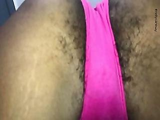 Pussy Super Hairy And Wet