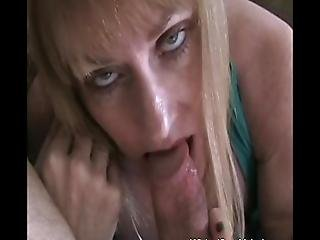 Loving Blowjob From Amateur Melanie