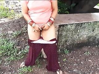 Muslim Sexy Gf Pissing Outside And Masterbation With His Bf, Full Hindi Audio (whatsp 9302448766)