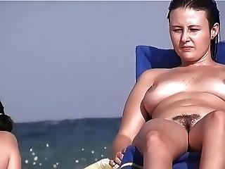 Beach, Nude