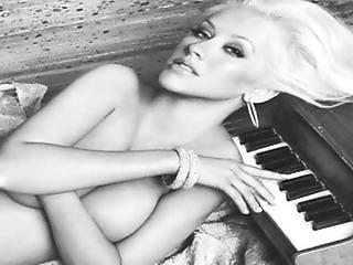 Christina Aguilera Uncensored In HD!