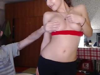 Homemade Fuck With Very Nice Tits Girl Www.sexyamateurs.webcam