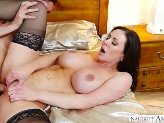 Unexpected Sex With Friend Mother
