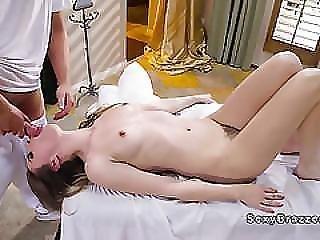 Hot Teen Anal Fucks Big Cock At Massage