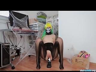 cull, culo grande, dildo, fisting, cavalcando, rasata, calze, Adolescente, webcam