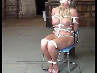 Chairtied Milf
