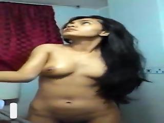 Bangla Desi  Girl Jitu Washing Ass In Shower After Farting