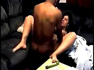 Hot Amateur Wife Bred By Black Stud