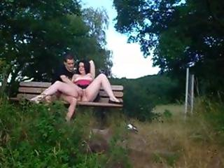Real Teen Couple Fuck On Public Place