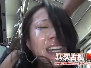 Asian Fucked On Train