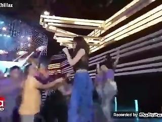 Filipina Teen Star Accidental Flash On Live Tv (julia Montes On Asap)
