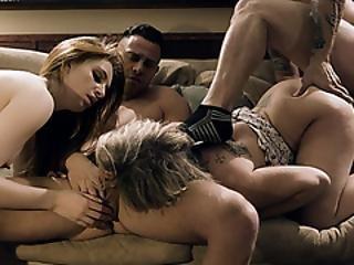 Dospelé orgie
