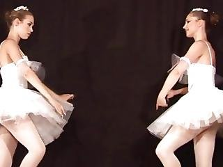 Amazing, Ballerina, Skirt, Upskirt