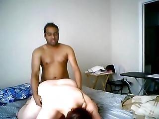 Ruchanie, Hinduska, Milf, Biała