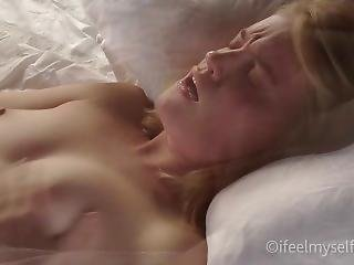 Blonde, Masturbation, Jet De Mouille, Ados