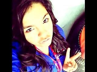 Jerk Off To Cute Young Hispanic Girl