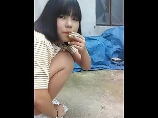Korean Teen Spit 93
