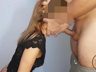 Throbbing Oral Creampie #2, I Fucked Drunk Teen Throat And Oralpied!