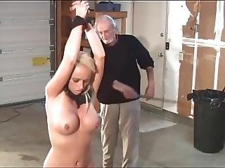She Needs The Whip To Cum