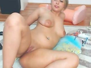 Slutty Virgin Cumming Hard To Orgasm