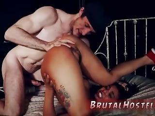 bondage, college, latinska, fattig, Tonåring