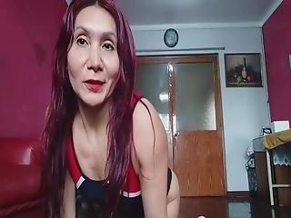 Sexy Hot Mature Workout