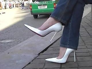 Lady Pantera - Latex, Leather, Corset & High Heels - 529