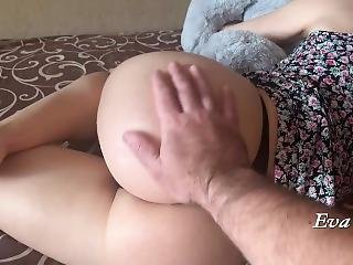Father Fucked Daughter In The Ass While She Was Sleeping
