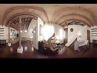 Vr Porn Couple Fucking Hard In Their Penthouse