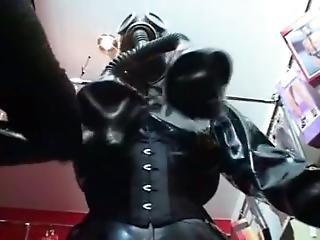 babe, fetiche, sexando, aleman, látex, máscara