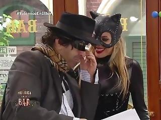 Virginia Gallardo Polemica 2016 21 Catwoman Impresionante Hd