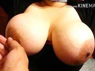 Big Natural Tits Presented For Inspection