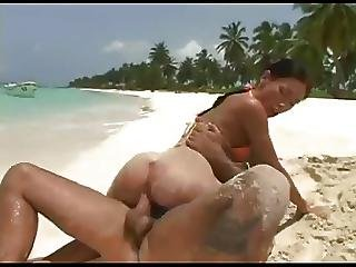 Anal Fucking On Sandy Beach Bvr