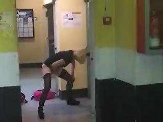 Real Public Masturbation Orgasm In A Parking Garage By Melissa Fantasy