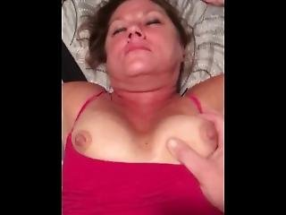 47 Year Old Drunk Cougar