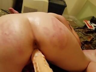Milf Got Her Ass Whipped