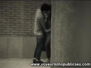 Clip #34 _ Voyeurismo Public Sex