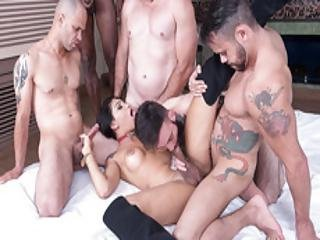 anal, brasiliansk, doggystyle, gangbang, mellanrasig, latinska, shemale, flicka, transa