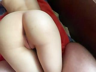 Brother Plays With Younger Sister And Her Pussy Alone At Home