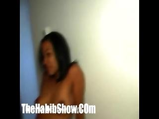 Dominican Hoe Fucks For Food P2