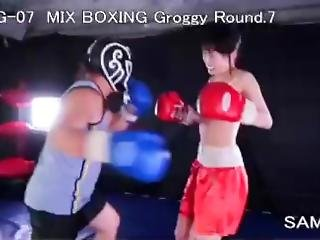 Japanese Boxing Sample
