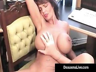 Mature Housewife Deauxma Takes Hubby S Cock In Her Asshole