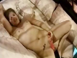 Housewife Janice Masturbation