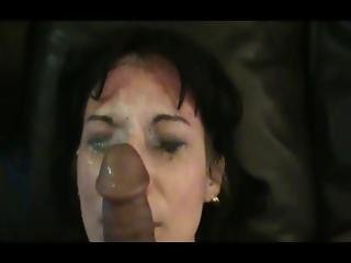 Face Fucked And Pissed On