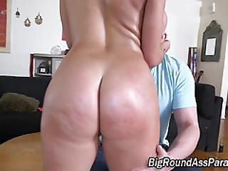 Big Ass Slut Deep Throats